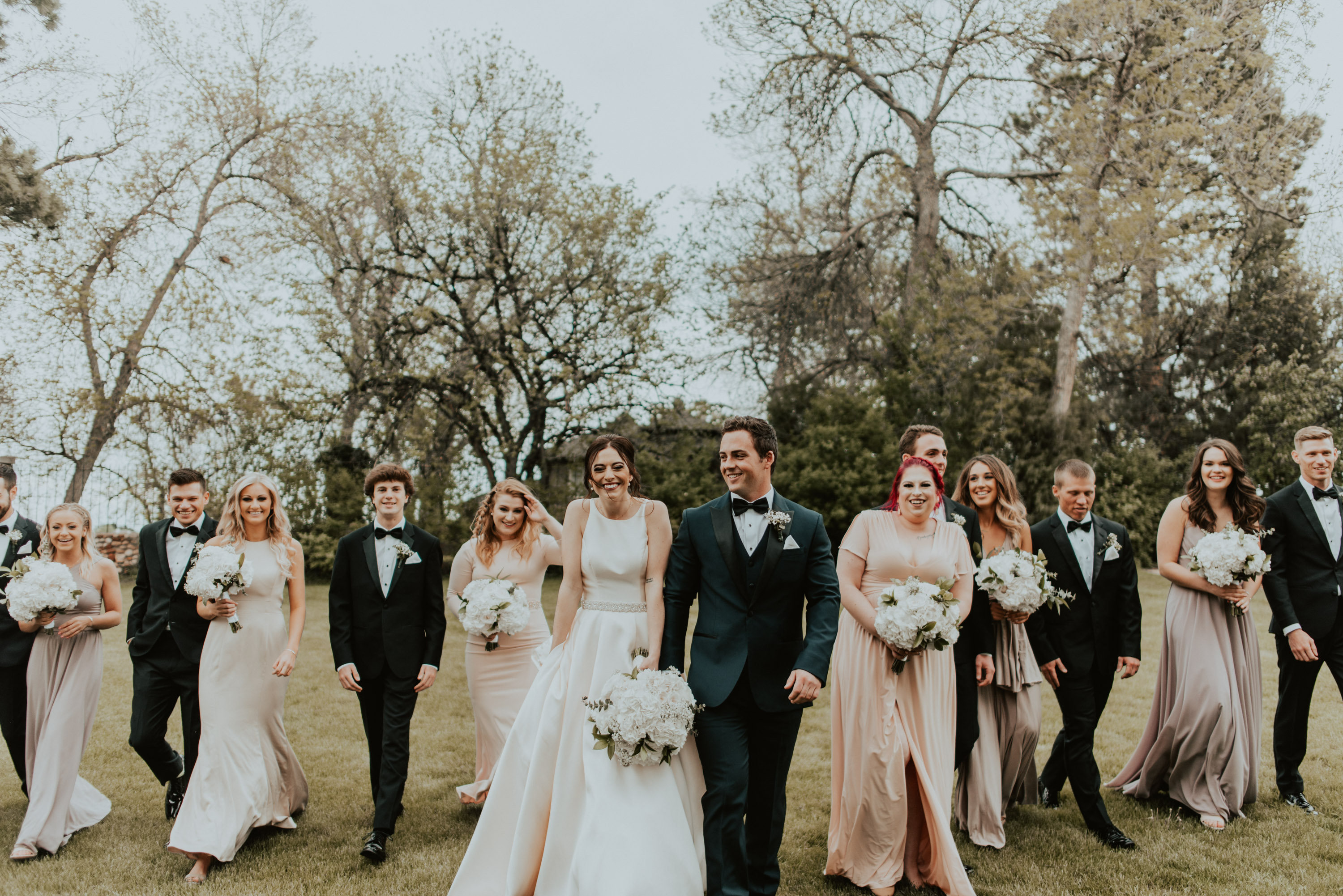 devyn+coleton tied the knot at the highlands ranch mansion in highlands ranch colorado on the perfect spring day in may!